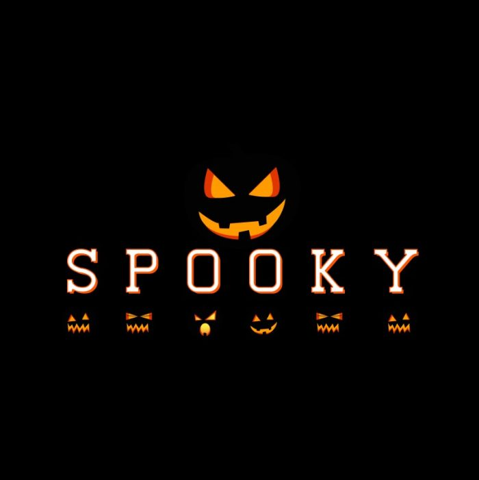 Spooky print