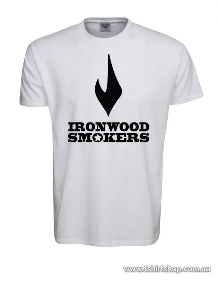 Ironwood smokers t-shirt