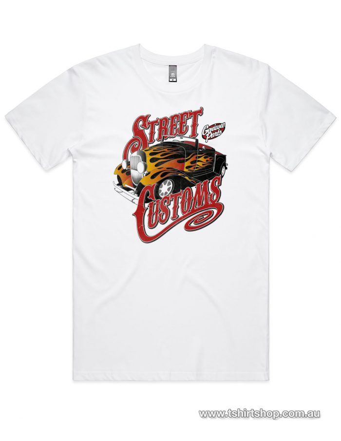 Custom street hot rods