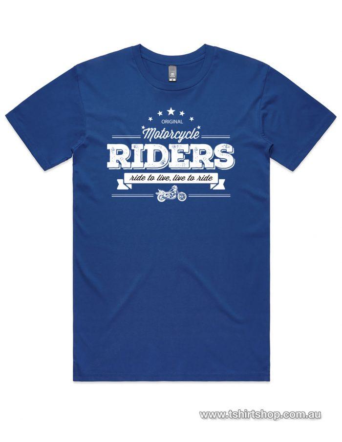riders club royal shirt