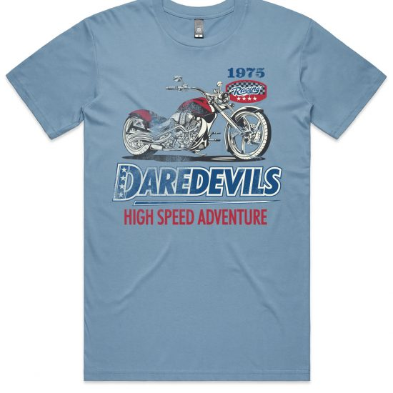 daredevils adventure carolina blue