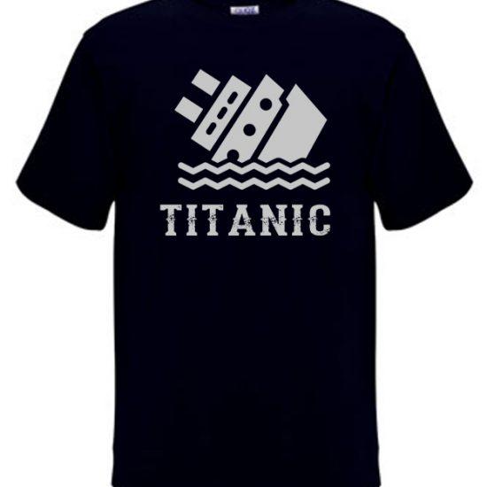 titanic black