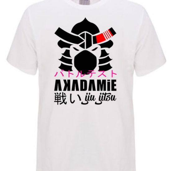 Akadaminie warrior t-shirt