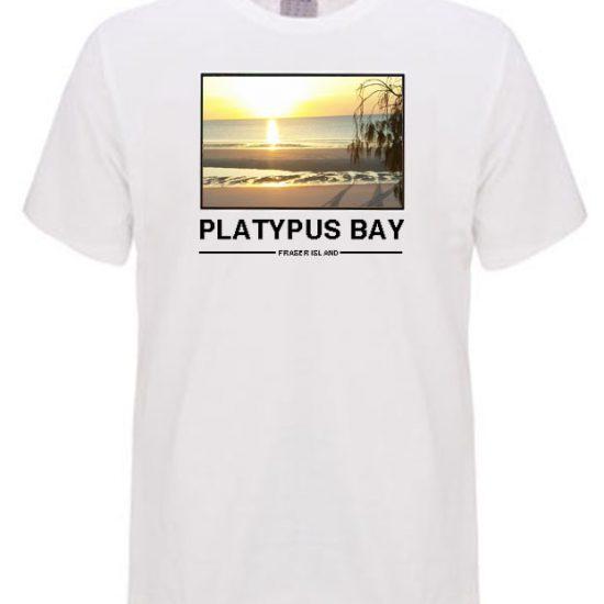 Unisex Platypus bay T-shirt
